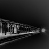 B&W-C-John German-Night Train