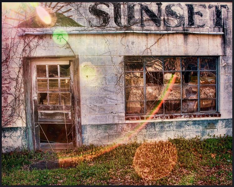 FILL-C-Lana Rebert-Sunset on a Business