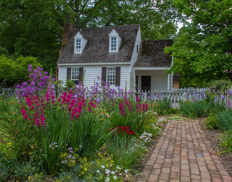 OPEN-A-Steve Hoadley-Garden Cottage