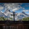 OPEN-A-Jim Davis-Mountain Altar