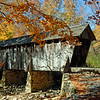 OPEN-A-Don Hiscott-Pisgah Covered Bridge