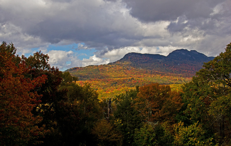 OPEN-A-Bill Bower-Grandfather Mountain