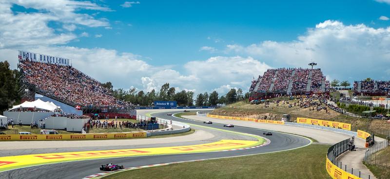 F1 Barcelona
