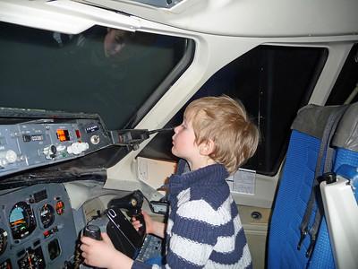 Junior co pilot
