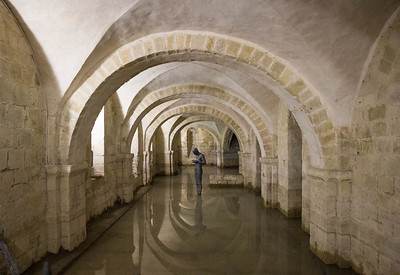winchester crypt