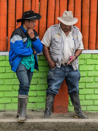 Colombian Cowboys