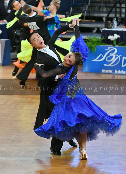 2017 German  Open Championships Competition, August 12