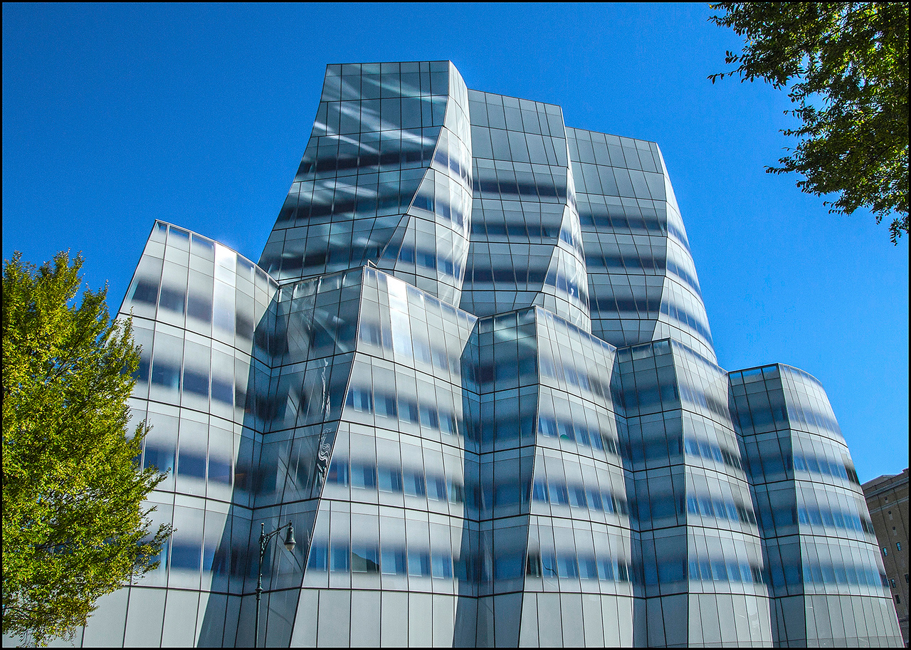 IAC Building By Frank Gehry (Commended)