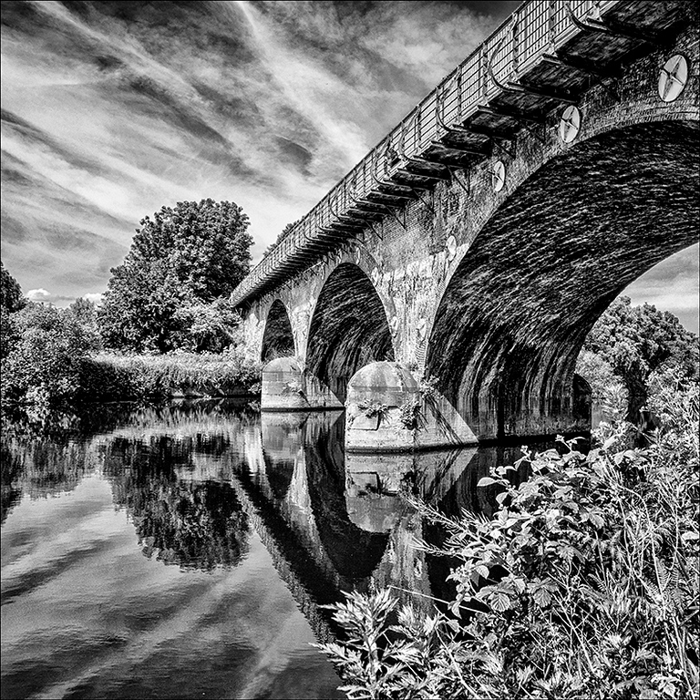 River Aire Railway Bridge - Fairburn  (3rd)