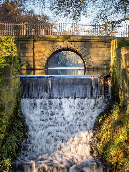 Overflow at Nostell Priory Lake (5th)