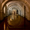 Sound II In Flooded Winchester Cathedral Crypt – Anthony Gormley
