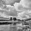The Wharfe Along Langstrothdale