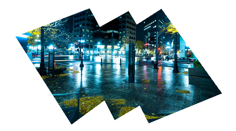 3-Intermediate-Open-DNP-Hiroshi_Kamaya-Panoramic_view_of_rainy_street