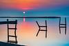 Sunrise on Lake Ontario