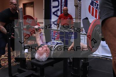 saturday bench press photos
