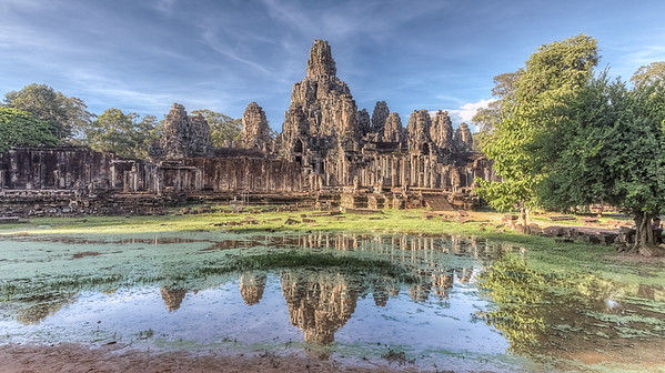 Refections on Siem Reap