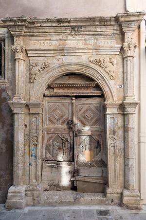 Venetian Remnant: Rethimnon Crete