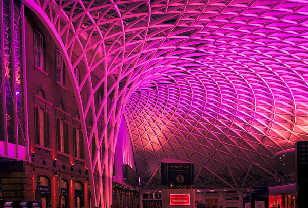 Kings Cross Colours