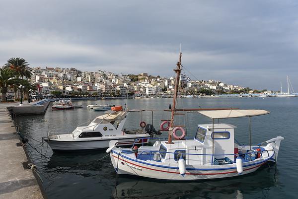 Sitia Harbour, Crete