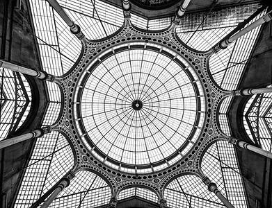 Symmetrical Ironwork