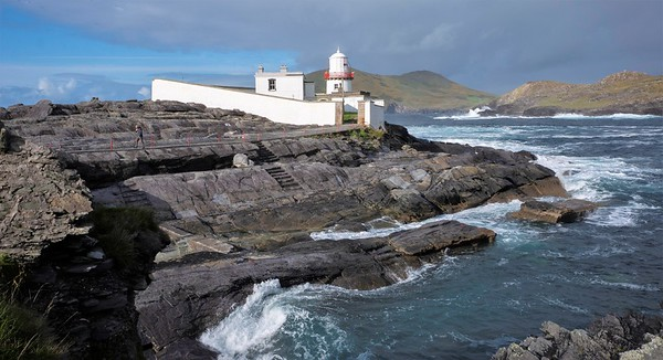 Mike Crowley Valentia Lighthouse