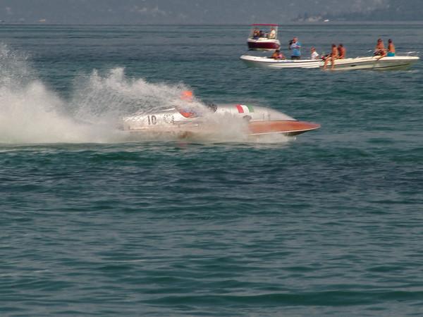 Seascape - Power Boat