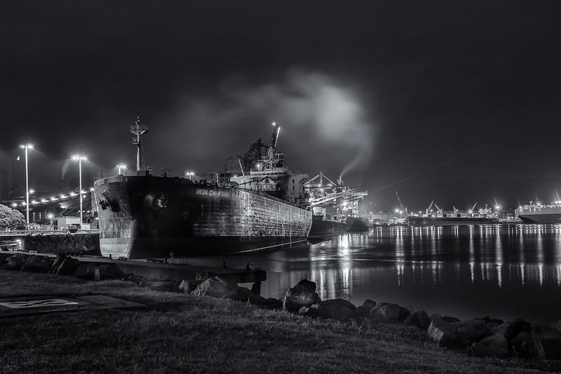 Port Kembla Harbour