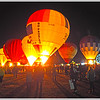 Balloon Fiesta By Night
