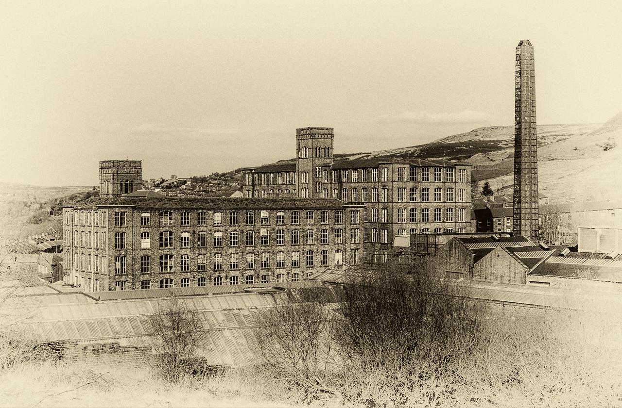 Bank Bottom Mills - Marsden