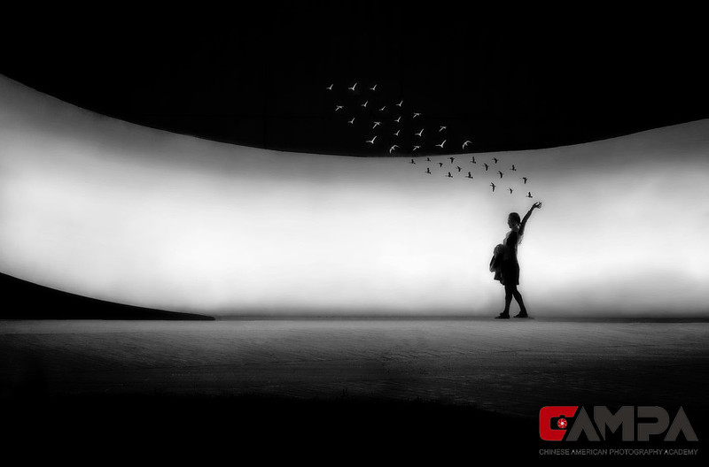 《远方》  摄影:solofuns