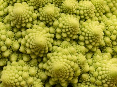 Romanescu cauliflower