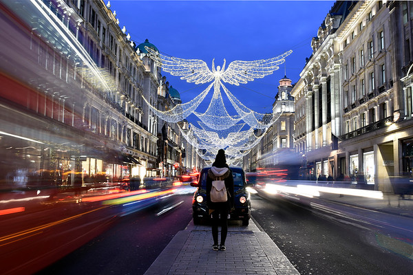 Regents Street Lights