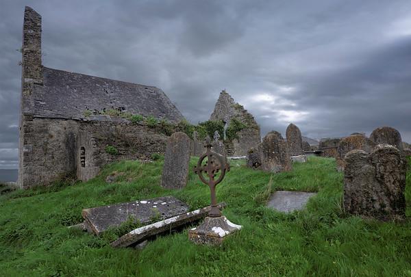 Abandpmed Graveyard