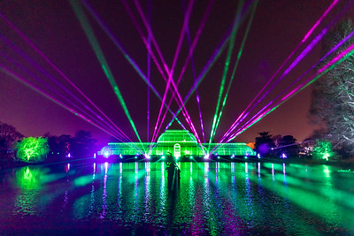 Kew Gardens at Night