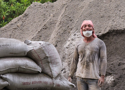 Cement Worker; Being Human