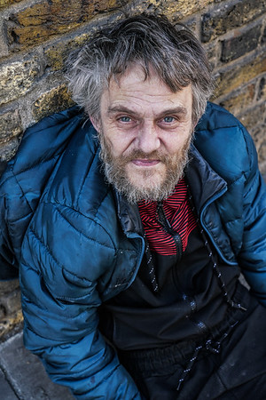 Mitchell, Homeless