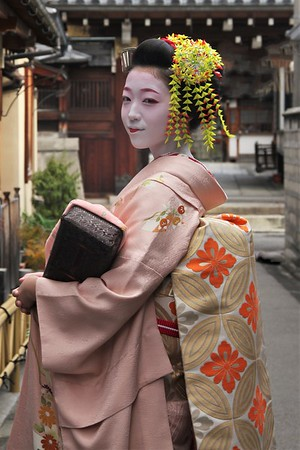 Trainee Geisha