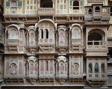 Merchant's house, Jaisalmer