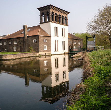 Victorian Pumping Station