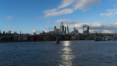 Blackfriars late afternoon