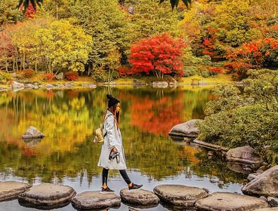 A Walk in Showa Kinen Park