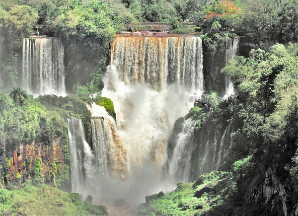 Iguaza Falls
