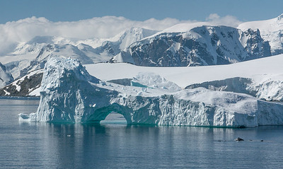 Pristine Antarctica