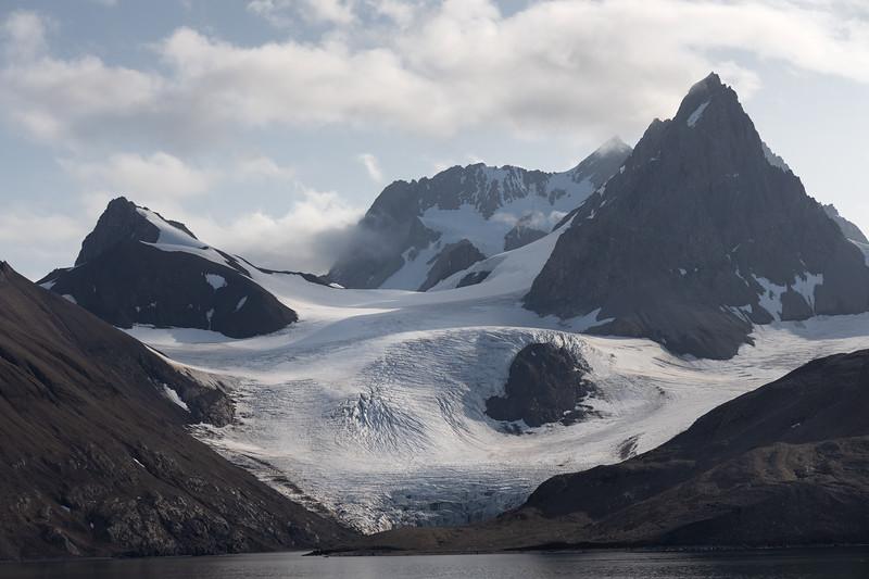 Spitzbergen Glacier