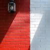 SHA-A-Susan Bailey-Lamp on a Wall