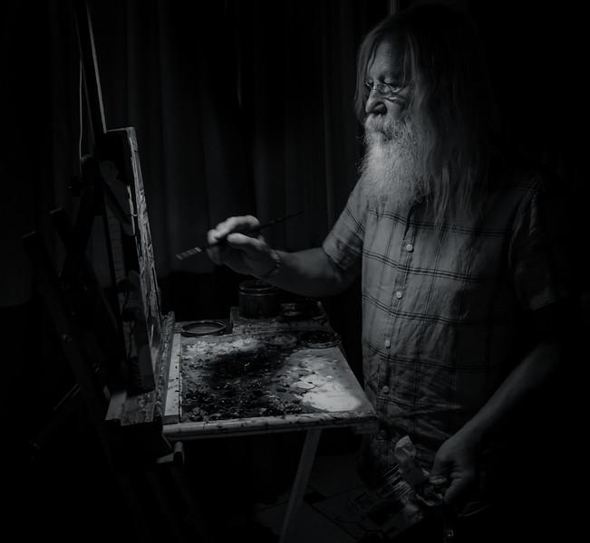 SHA-A-3rd-Darryll Benecke-Painter