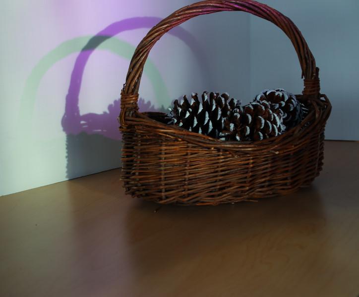 SHA-B-Susan Capstick-Basket with Colored Shadows