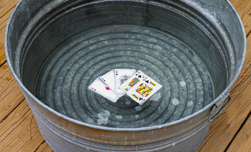 FLO-A-Dave Powers-A Full Boat in a Washtub