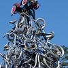 WHE-B-Janice Huff-Bike Pyramid