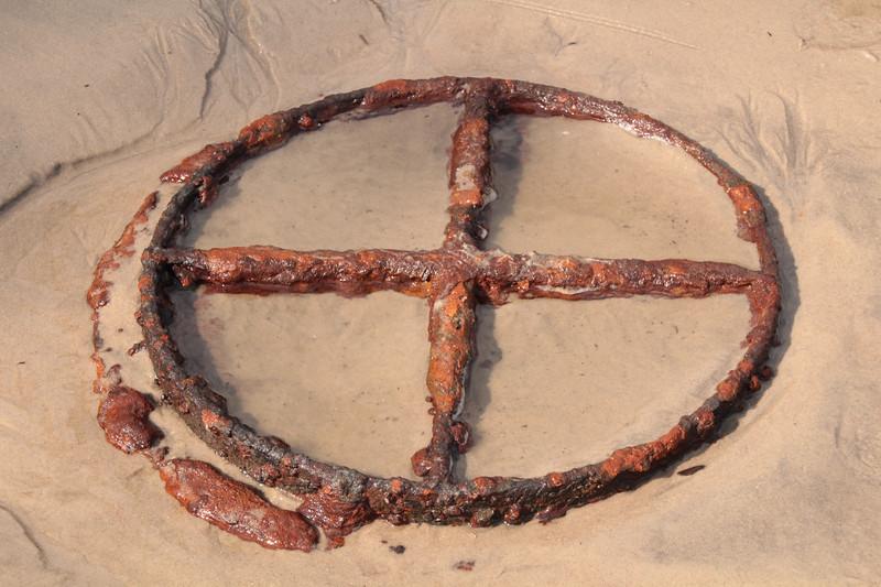 WHE-A-Marti Derleth-Wheel in the Sand